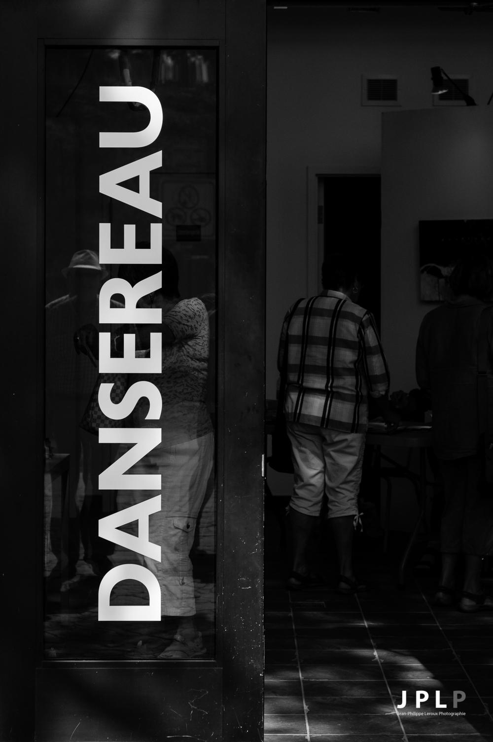 Venez découvrir l'artiste québécois Gérard Dansereau au petit pavillon.