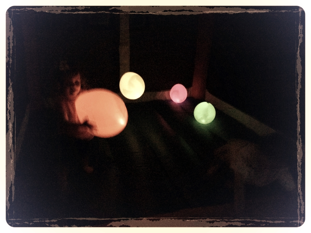 LED Balloons were a hit!