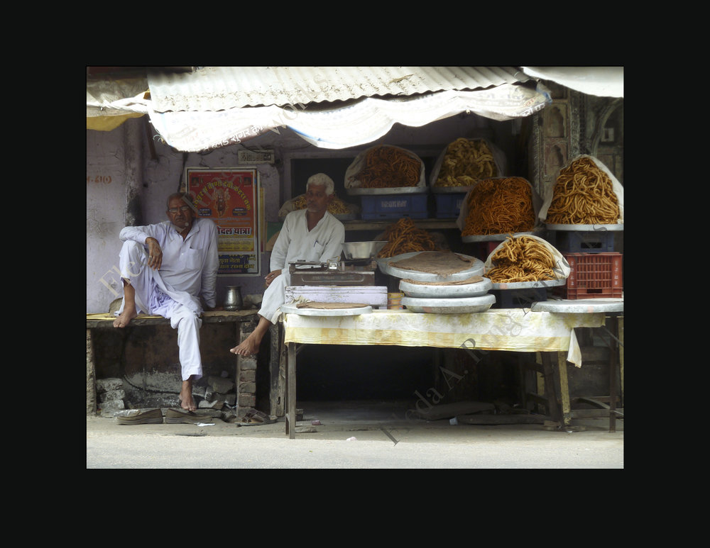 Food Stand 6 - Udaipur, India, 13 June, 2012