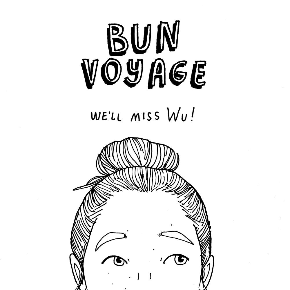 Bun Voyage, 2014
