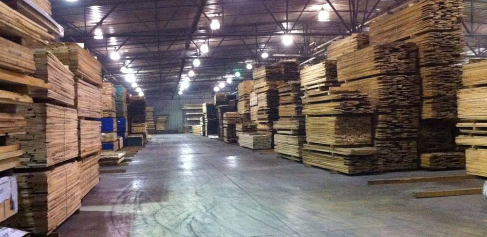 This is only half of the warehouse.
