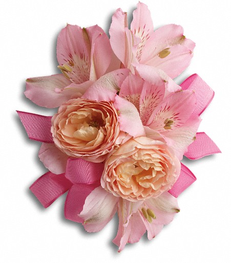Beloved Blossoms Corsage T200-3A