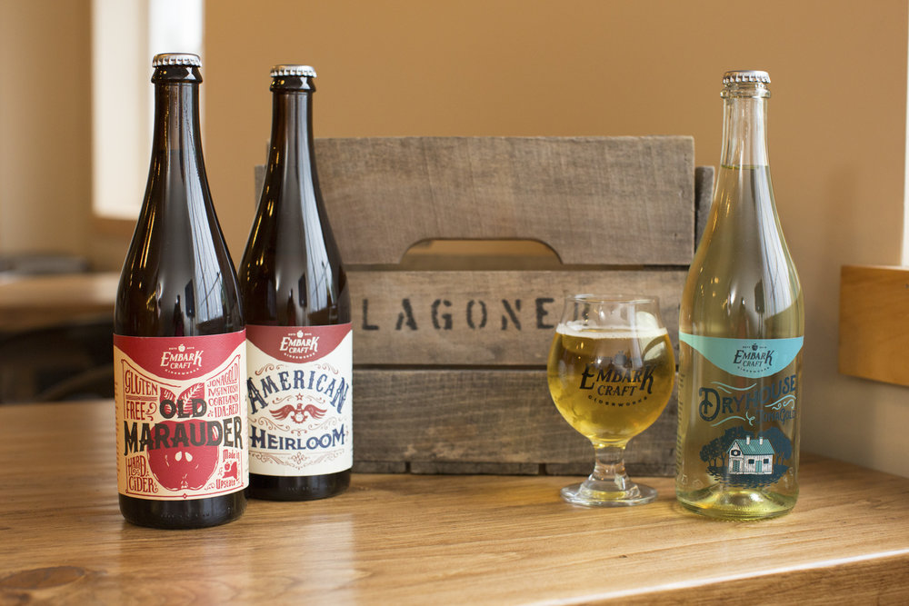 Pick cider this season.