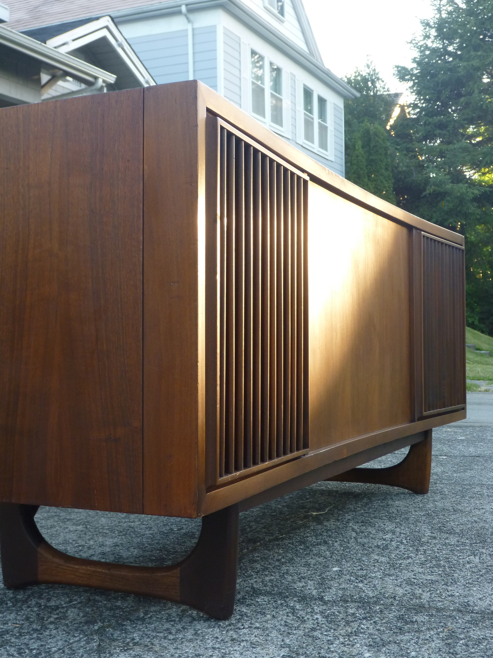 RCA stereo console