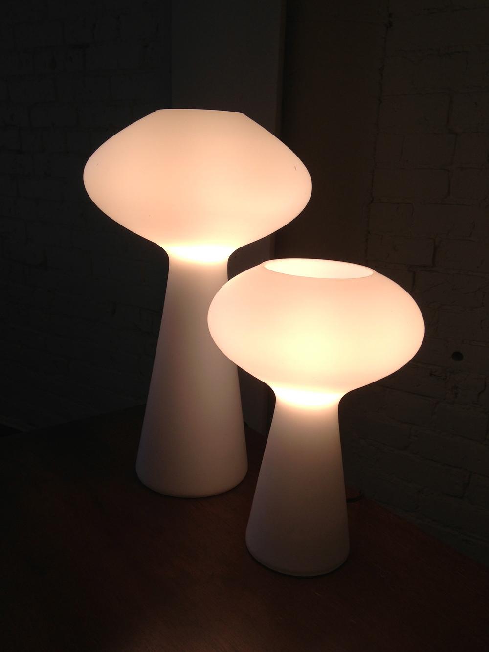 Pape-Johansson lamps