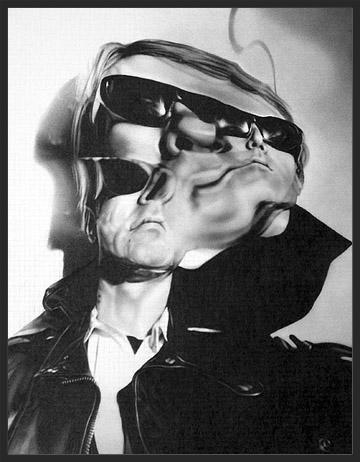 Dan Fischer, Weegee Warhol, 2006