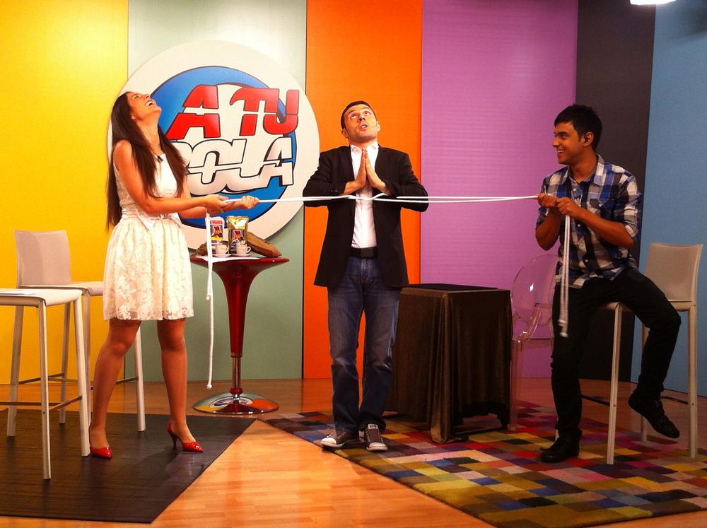 A Tu Bola (TV program)