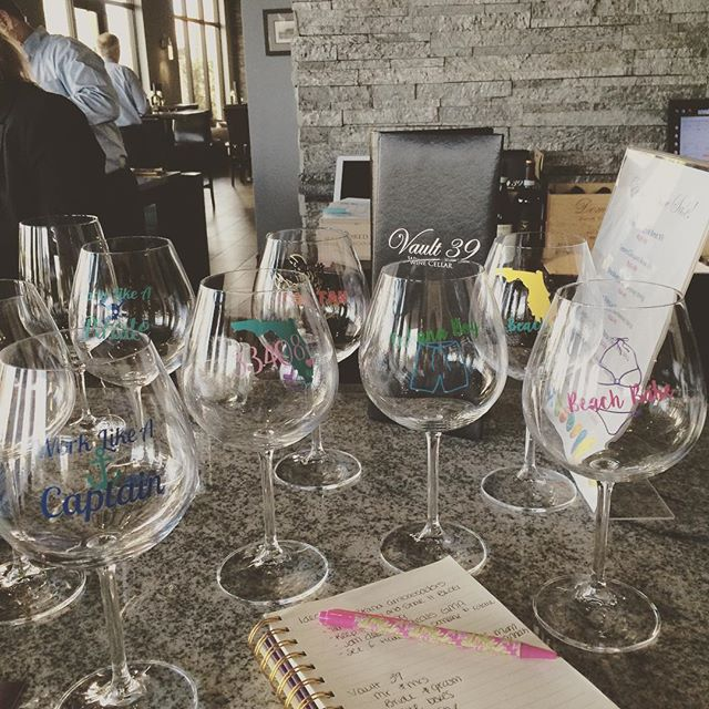 Working on something exciting!!! 😁😁😁 #staytuned #winewednesday #palmbeachgardens #wine #JOM #extraordinarywines