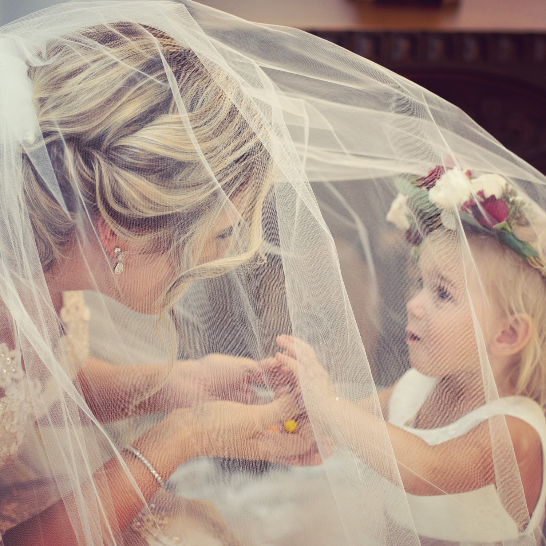 Flower Crowns for Rustic Vintage weddings — Flowers Unveiled