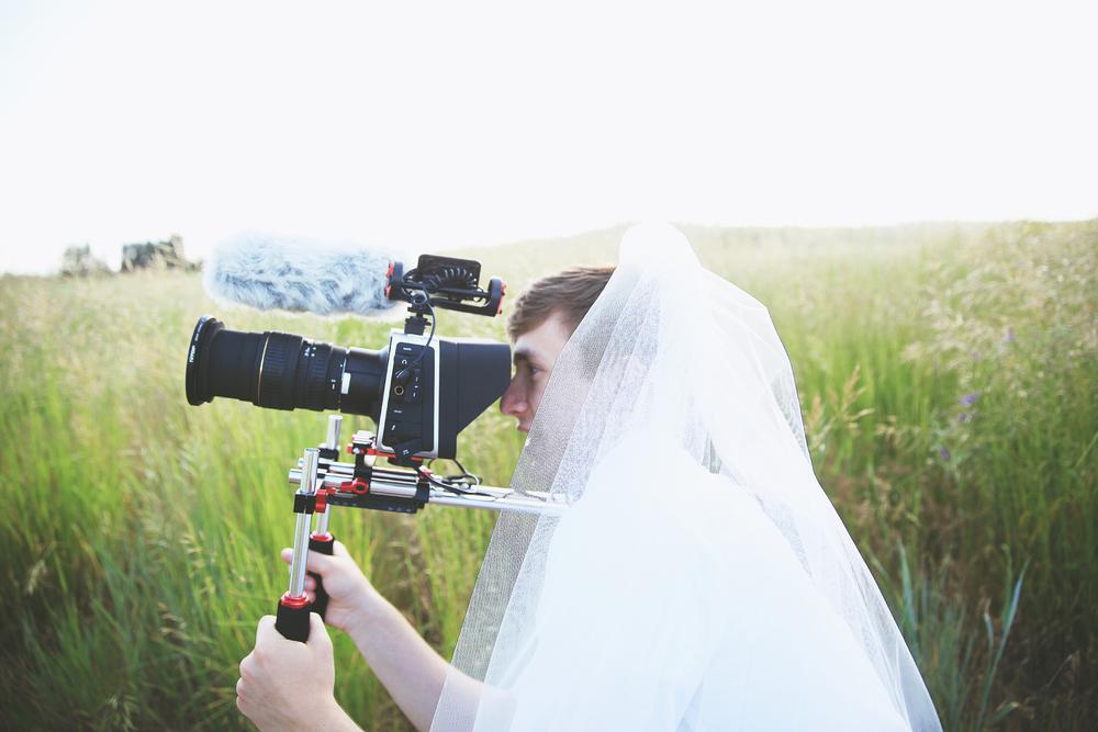 Videographer/Veil holder Alec Moore!