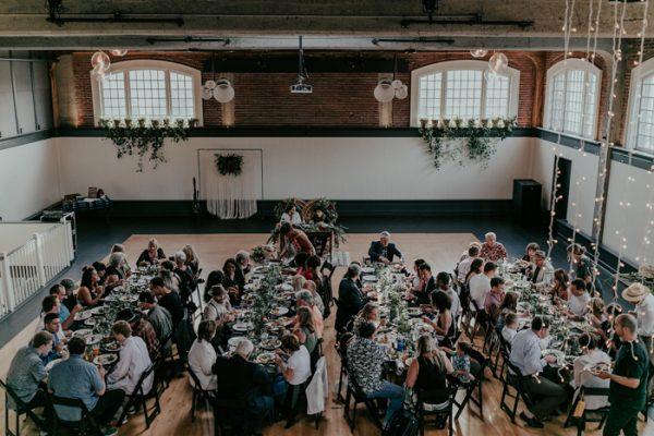 junebug weddings - wahclella falls elopement / kiki + ellis