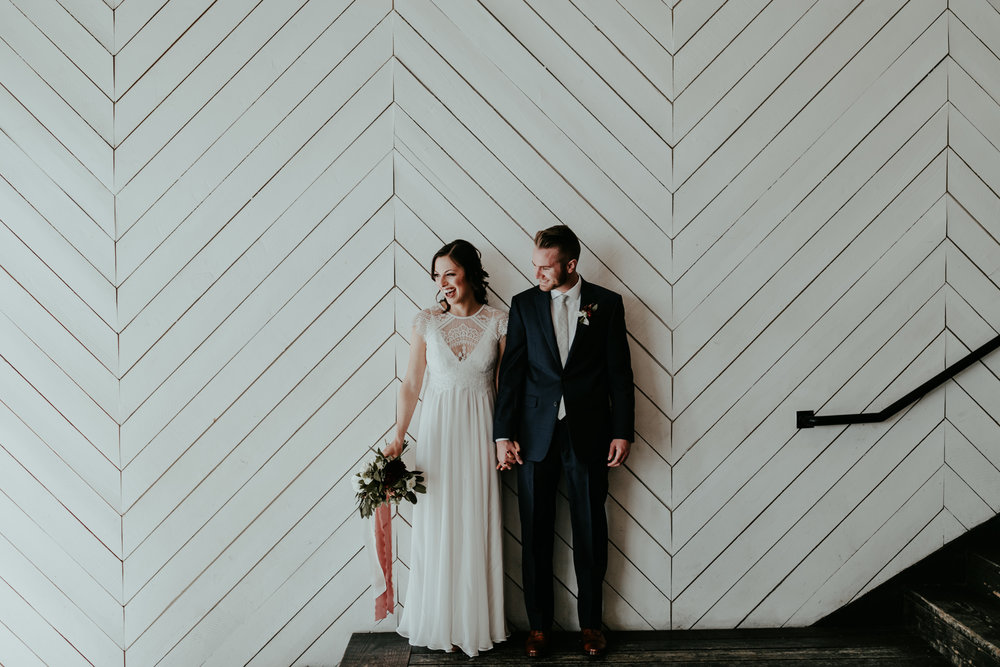 kelsey + tyler - fall union/pine wedding