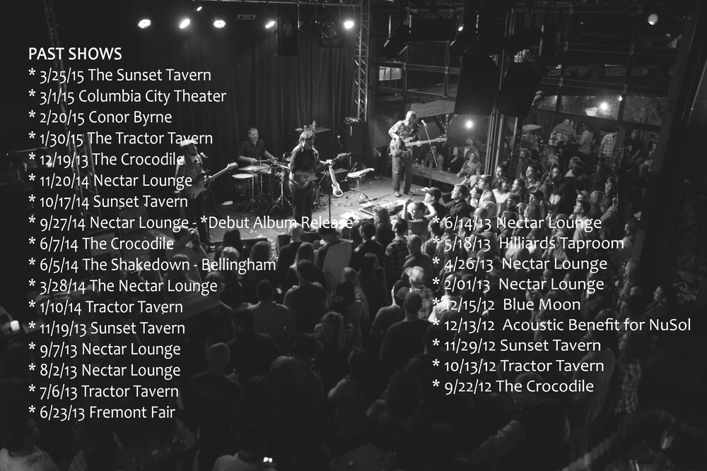 Shows List