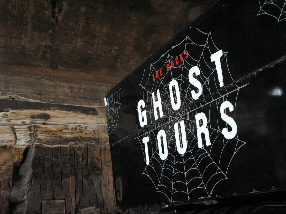 Rock Ghost Tours
