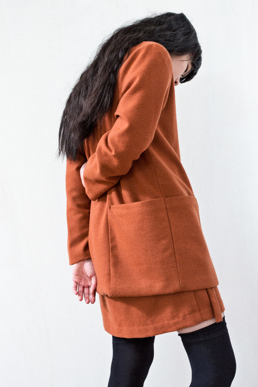 The Leon Jacket, photographed by Colin Simmons
