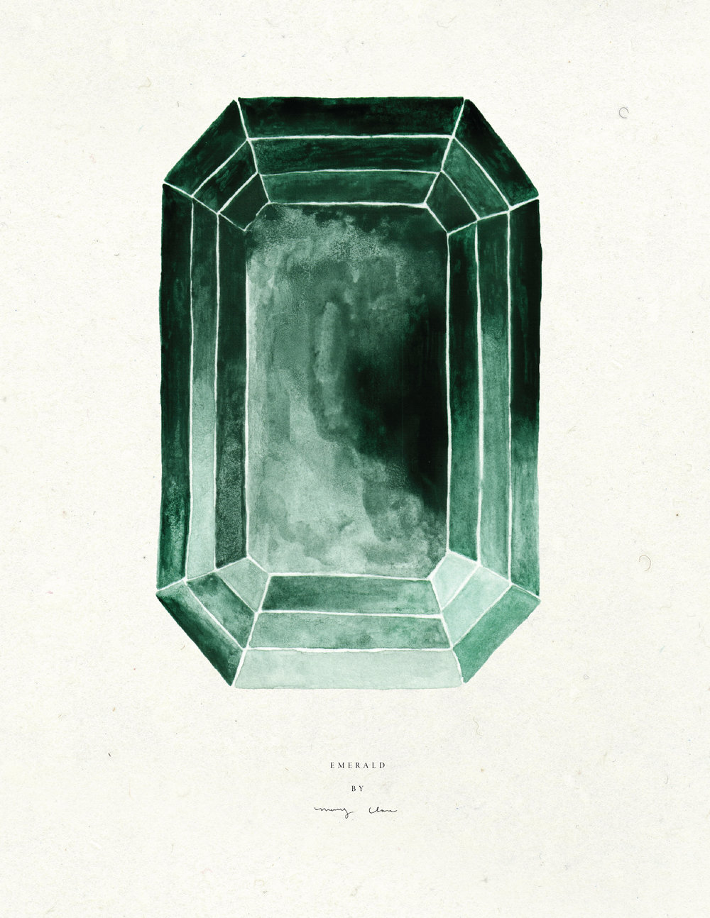 Emerald: Mary Clare Wilkie