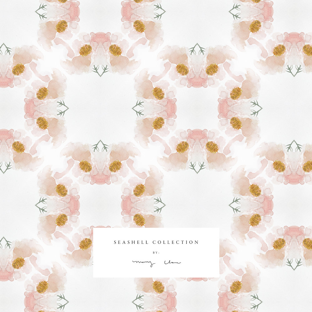 FLEUR COLLECTION By: Mary Clare Wilkie