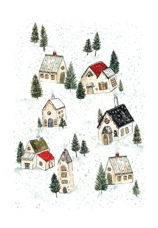 ChristmasVillage-illustration-1-maryclarewilkie.jpg