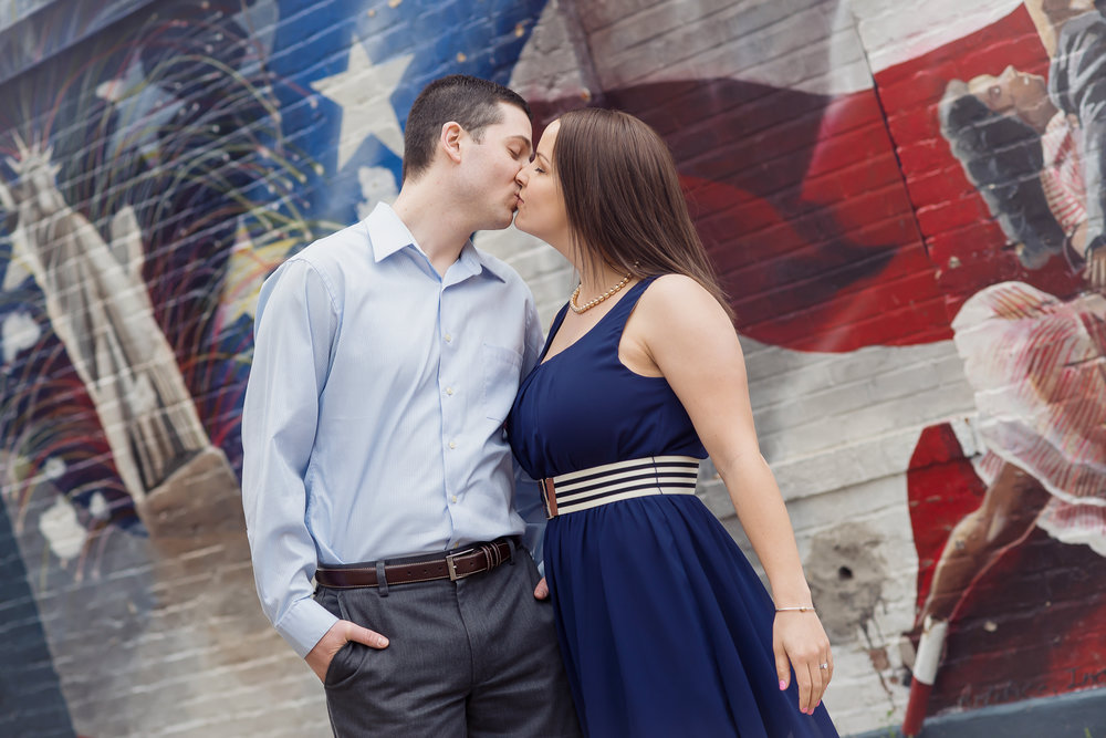 Portrait Session in Old Town Alexandria - D'Corzo Photography