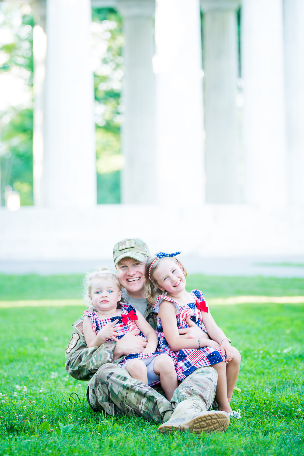 Pre Deployment session at the national mall - Washington D.C. Photography - DMV Area - D'Corzo Photography