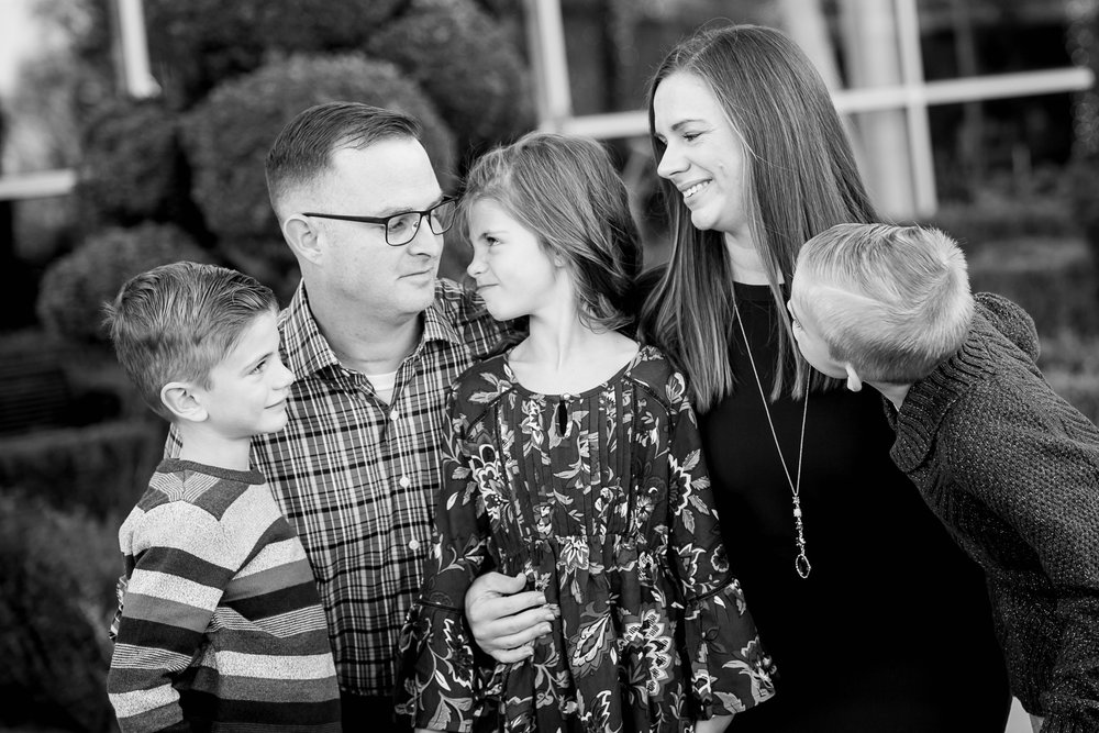 Family Portraits National Harbor | D'Corzo Photography