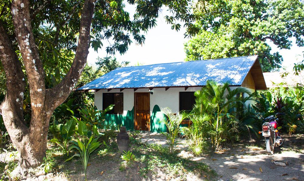 Casa Bambú cabina #1