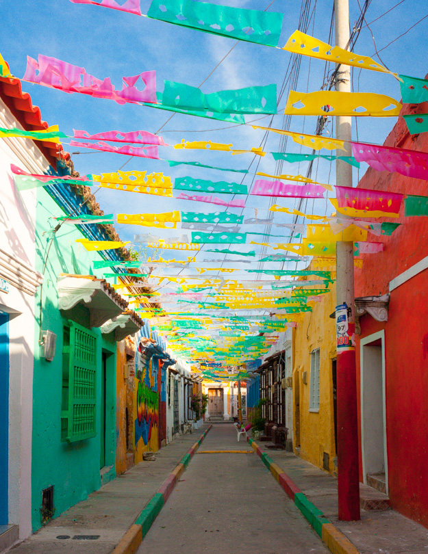 Candy Coated Cartagena