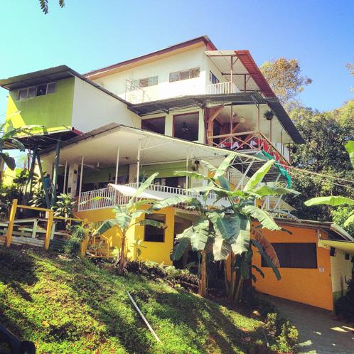 Hostel in Manuel Antonio, Costa Rica