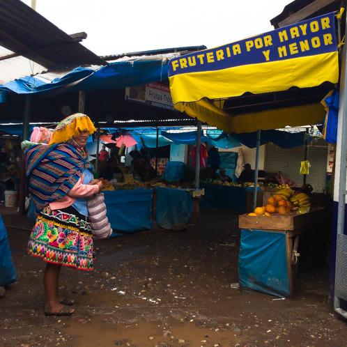 Calca, Peru