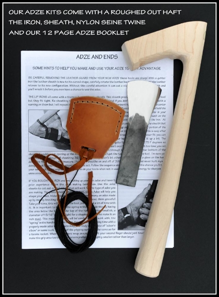Brilliant Camping Stainless Steel Bearded Hatchet Axe With Adze Blade