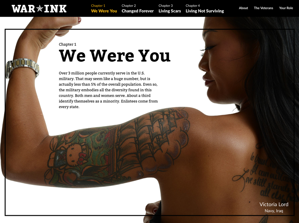 Where does ink come from?