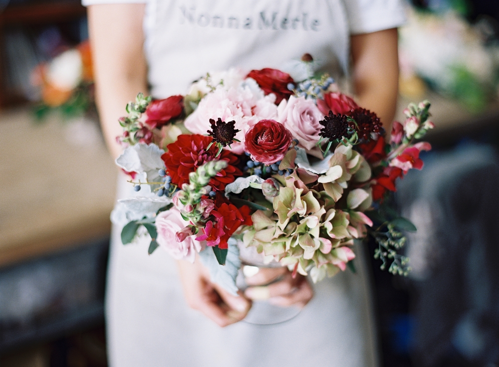 We are a floral design studio specializing in wedding and event floristry. We are located at  1448 19th st  suite 102, Santa Monica, CA90401 310-592-3588         { By appointment only } info@theflowerlab.com