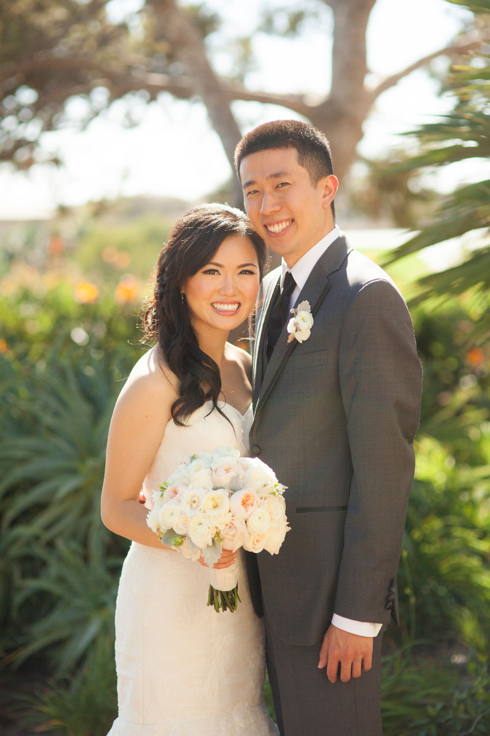 Teresa and Andy were married in Terranea, a beautiful luxury resort in Palos Verdes.