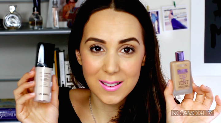 Makeup dupes  cheap makeup brands VS high end (half face tutorial ... 86459d4eb