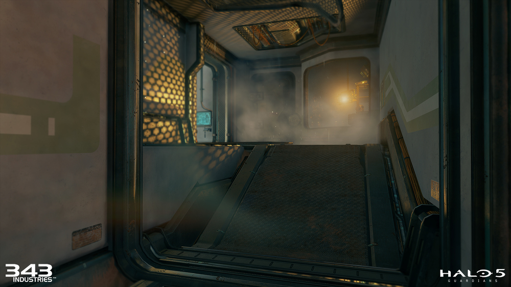 Map lead: Chris Lewis | Additional artists: Jacob Stone, Chris Edwards | Lighting: Kevin Dalziel | This space was made using trim textures