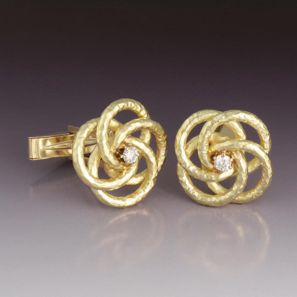 Swirl Cufflinks
