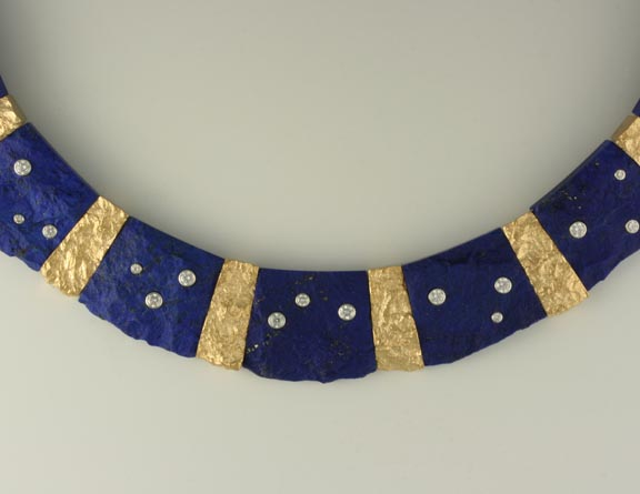 Detail of Necklace Front