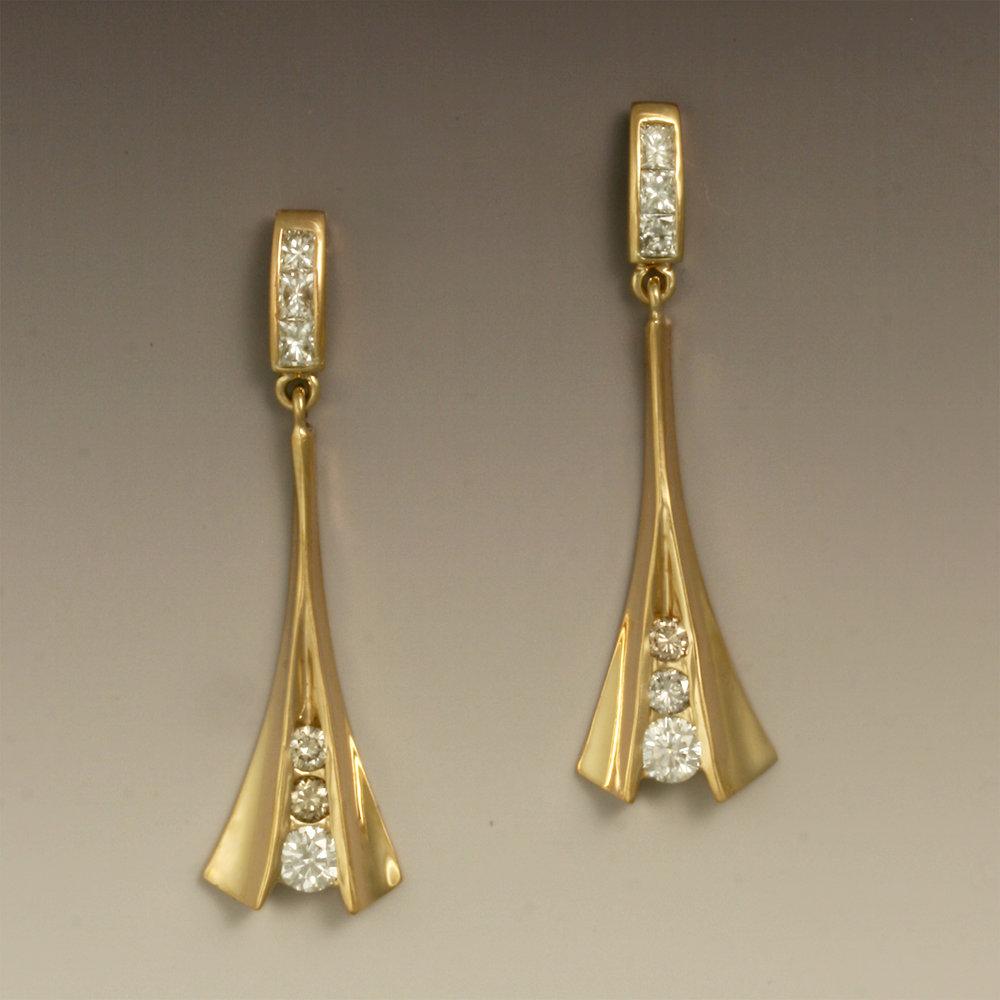 Hill-Walker Earrings