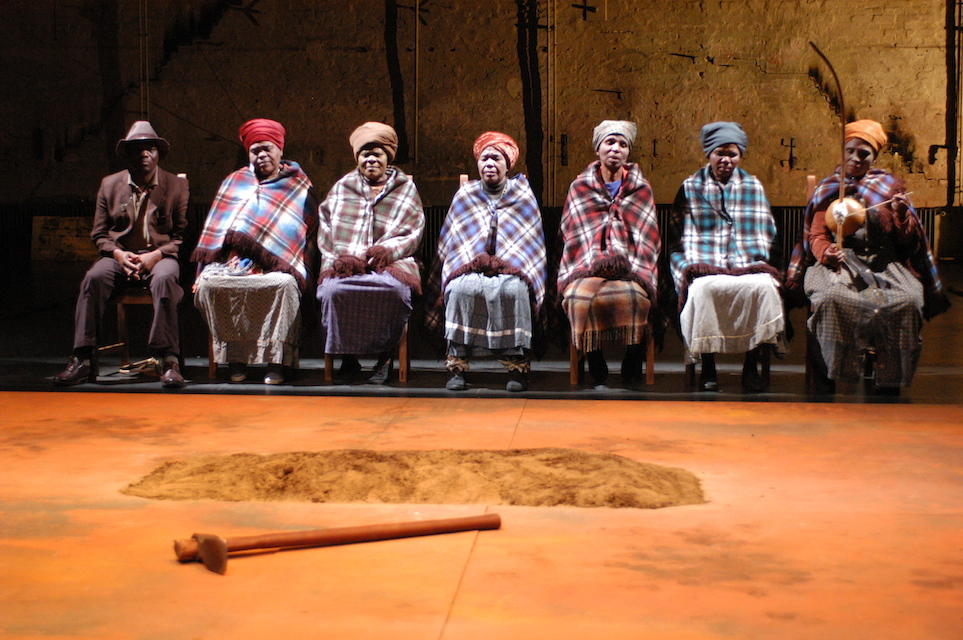 Music: The Ngqoko Cultural Group