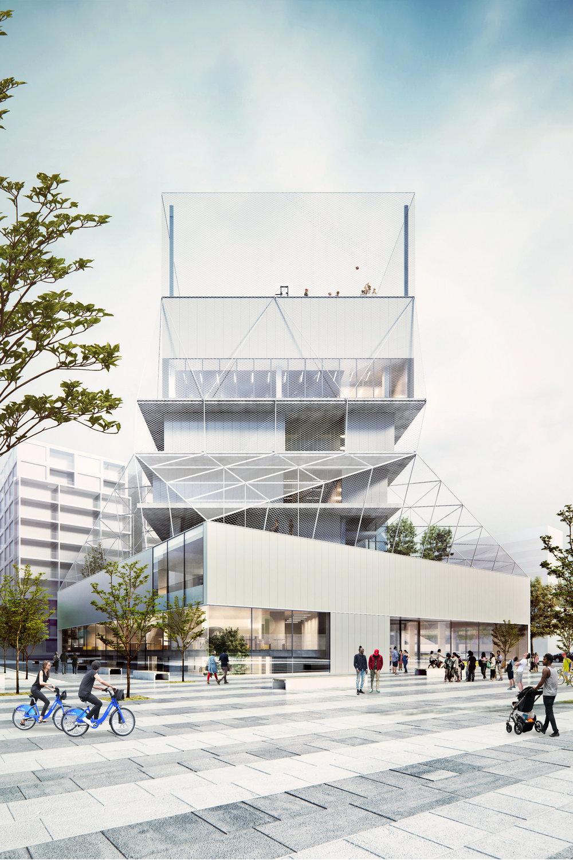 Delicieux Tottenham Hale, London Completion 2019 £14M