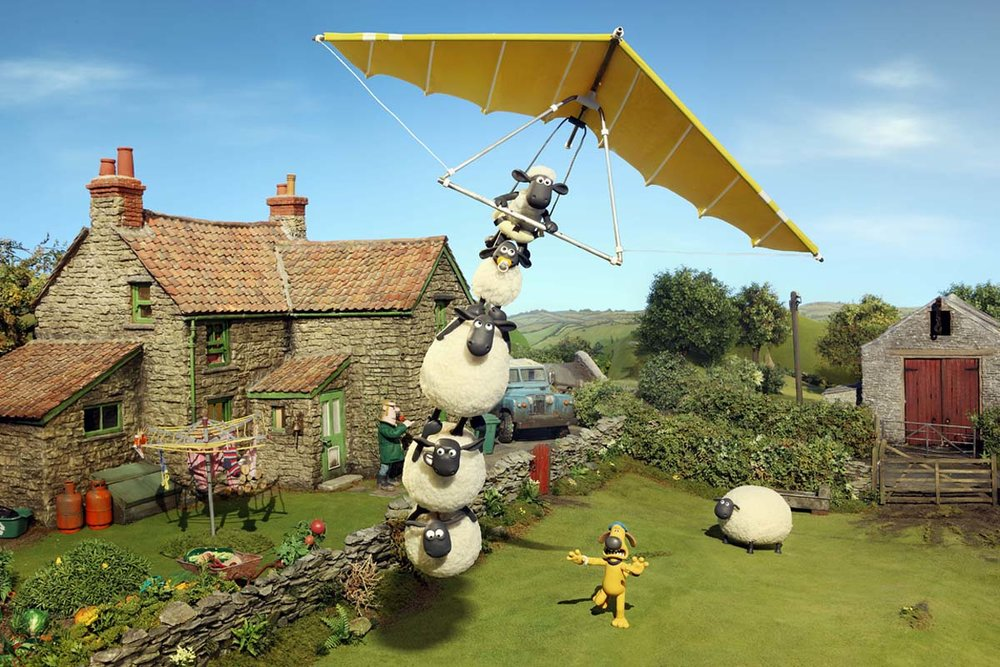 Shaun the Sheep Series 3 - Storyboard Artist