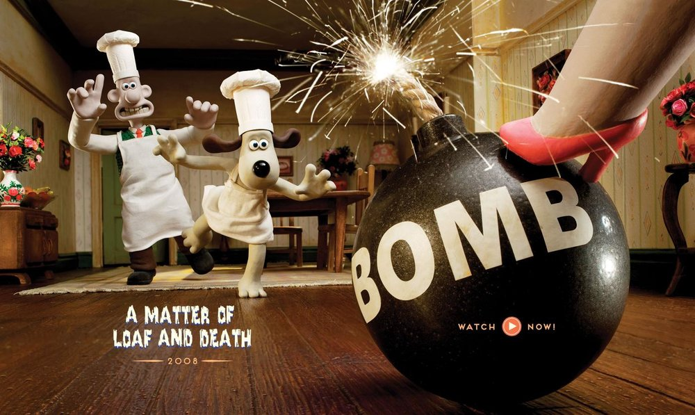 Wallace and Gromit: A Matter of Loaf and Death - Model Maker
