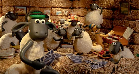 Shaun the Sheep Nintendo 3DS Shorts - Storyboard Artist