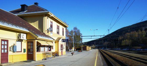 ål stasjon