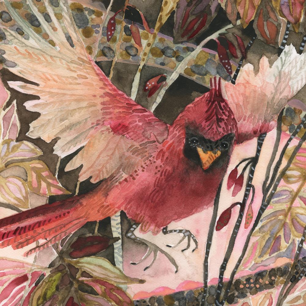 """""""Cardinals"""" detail"""