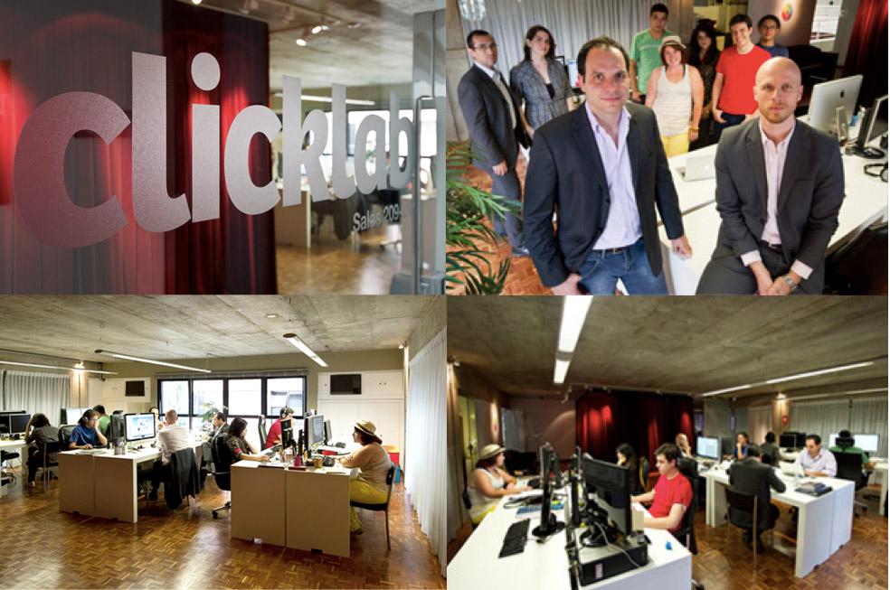 Sede da ClickLab em Brasília