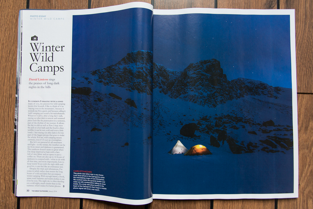 The Great Outdoors Magazine: photo essay