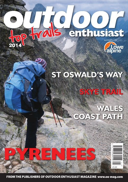 Top Trails: cover feature
