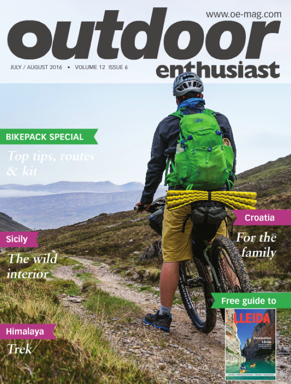 Outdoor Enthusiast: cover image