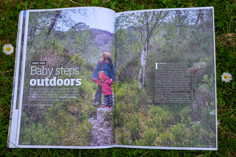 Feature, Outdoor Adventure Guide